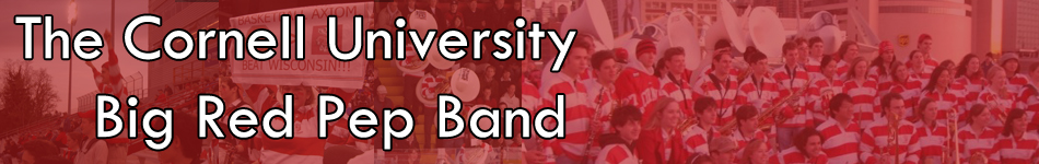 The Cornell University Big Red Pep Band